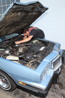 Antique-Classic-car-repair-greensburg
